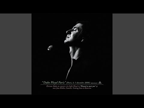 L'Invitation (Live Salle Pleyel 2008) mp3