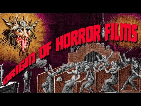 The Origin of Horror Films (Odd History)