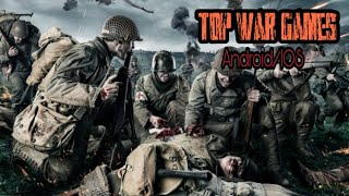 Top 10 war games for android and IOS