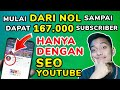 cara menambah subscriber youtube 2021 dengan seo youtube terbaru ~ Dunia Bang Joe MP3