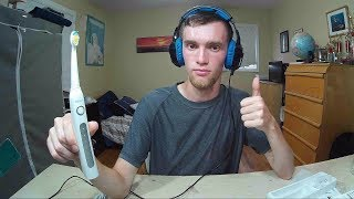 Seago Electronic Sonic Toothbrush Review
