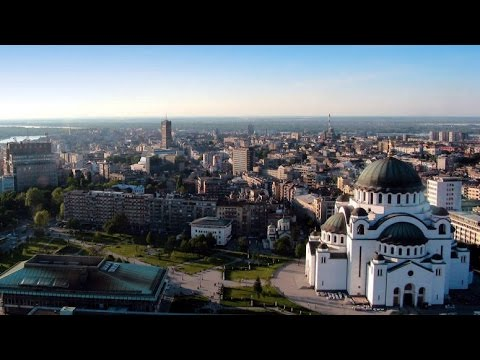 Vračar, Beograd - nazivi ulica i njihovo znacenje - YouTube