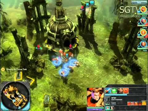 Обзор игры Warhammer 40.000: Dawn of War 2