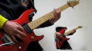 album『耳噛じる』から『握れっっ!!』弾いてみました。 演奏はRと小窓L...