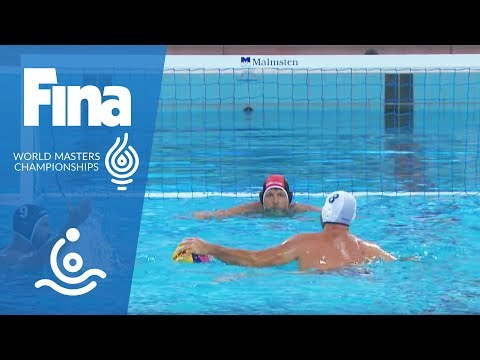 RE-LIVE - Water Polo Day 5: Millenium HUN - Darkside | FINA World Masters 2017 Budapest