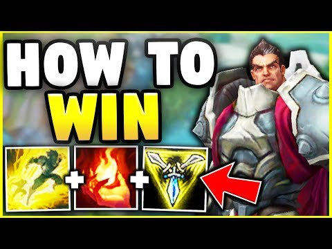 HOW TO SOLO CARRY EVERY RANKED GAME WITH DARIUS IN SEASON 8! (GOD-TIER SOLO QUEUE!)