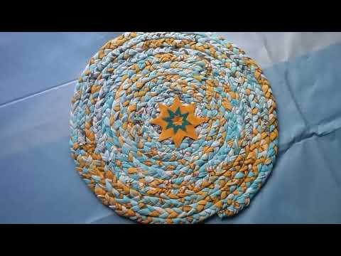 Woolen Toran Design For Door Sankranthi Pongal Special