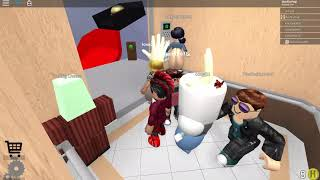 FraZ GAMING - THE NORMAL ELEVATOR (Roblox Funny Moments)