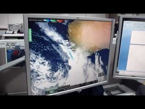 Australian Weather Update 28 June 2011 (Perth severe weather) - The Weather Channel