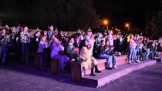 """Artnovi Quartet - Ч.Чаплин """"Огни большого города""""  ВДНХ """"Зеленый театр"""" live"""