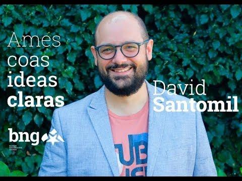 Entrevista a David Santomil en Ames Radio 2019-01-30