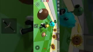 Roblox играю в растения против зомби Tucoon.