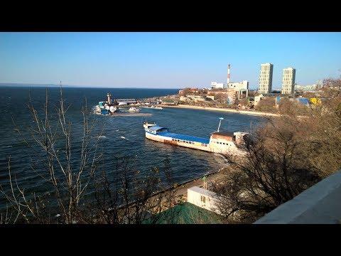 Амурский залив , ул. Набережная ,  Пограничная . Владивосток