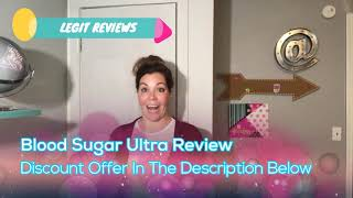 Blood Sugar Ultra Review   Scam Or Does It Really Work?