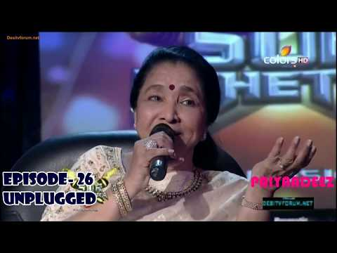 SURKSHETRA MOMENTS| ATIF ASLAM & ASHA BHOSLE | PART 4