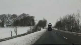 Dumfries & Galloway Snow 24th March