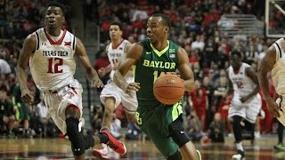 Baylor's Lester Medford Hits Game-Winner vs. Texas Tech | CampusInsiders
