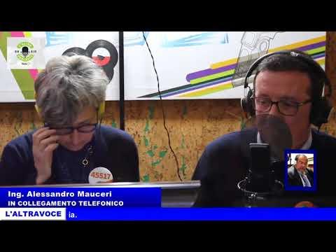 L'ALTROPARLANTE - MAURO FASO - RADIO IN - CICLO L'ALTRAVOCE: Puntata di mercoledì 22/03/2017