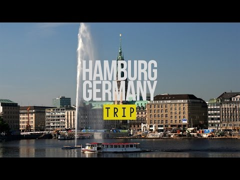 MY TRIP TO HAMBURG - GERMANY | 2015