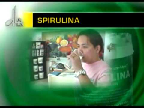 Spirulina DLA Naturals Super Food