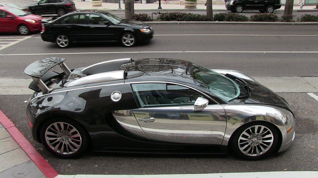 maxresdefault Remarkable Bugatti Veyron Grand Sport Vitesse Black and Blue Cars Trend