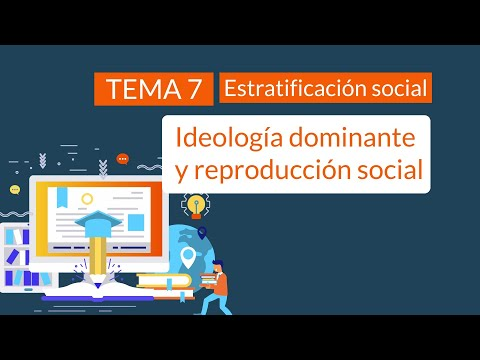 Ideología dominante y reproducción social