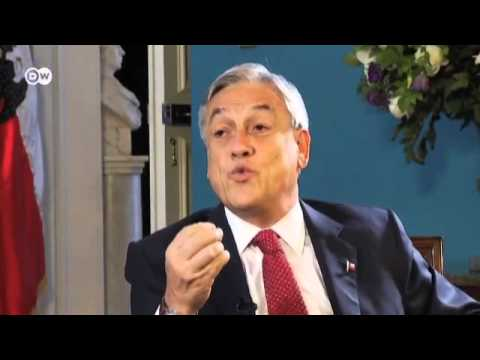 Talk with Sebastián Piñera, President of Chile | Journal Interview