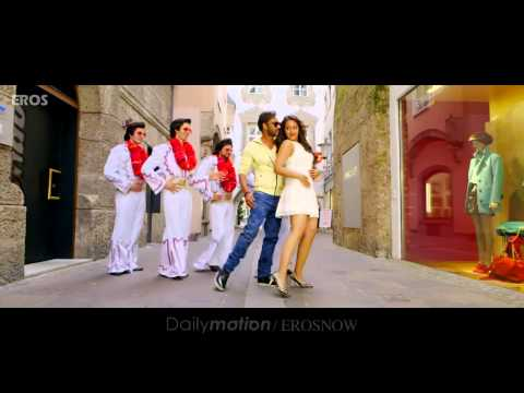 Keeda song from action jackson