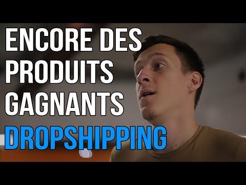 Produits gagnants en Dropshipping - On continue ! thumbnail