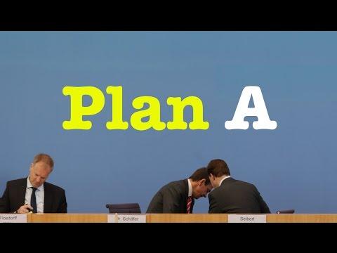 19. Mai 2017 - Komplette Bundespressekonferenz