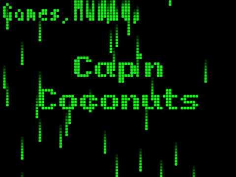 Cap'n Coconuts's New Video Intro