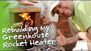 How To Heat A Greenhouse For FREE | Part 2