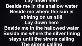 Cher Lloyd - Sirens - Lyrics Video
