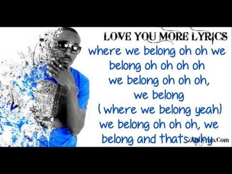 Roberto Love you more Lyrics