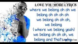 Roberto Love you more Lyrics