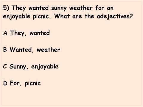 Learning #1 KS2 Adjectives 01