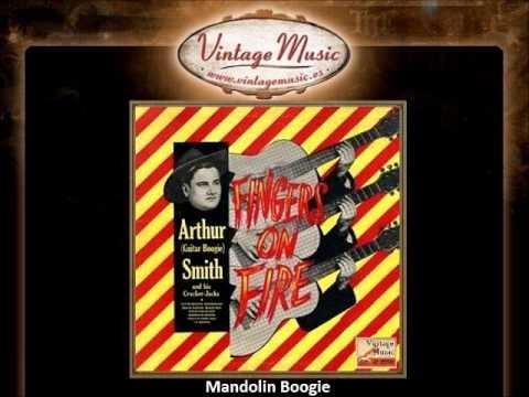 Arthur (Guitar Boogie) Smith -- Mandolin Boogie (VintageMusic.es)