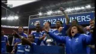 Chelsea full FA Cup Celebration over Liverpool 2-1, May 5th,2012 HD