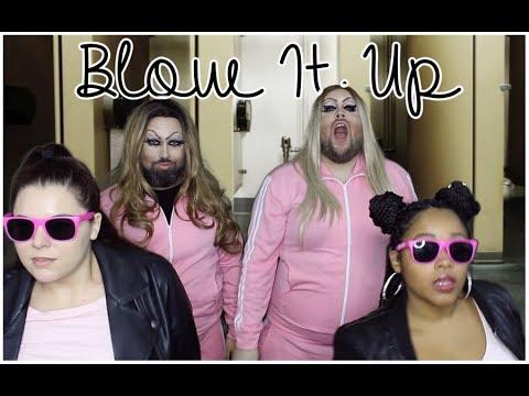 """Blow It Up"" Sahourny Beaver Ft. Tonya Sharting"