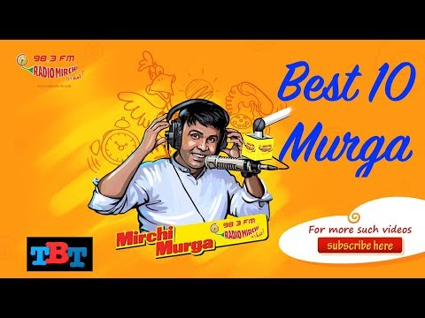 Best 10 Murga || Rj Naved || Non stop Compilation