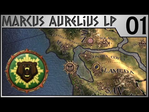 CK2: After the End - Gran Francisco - Ep. 01