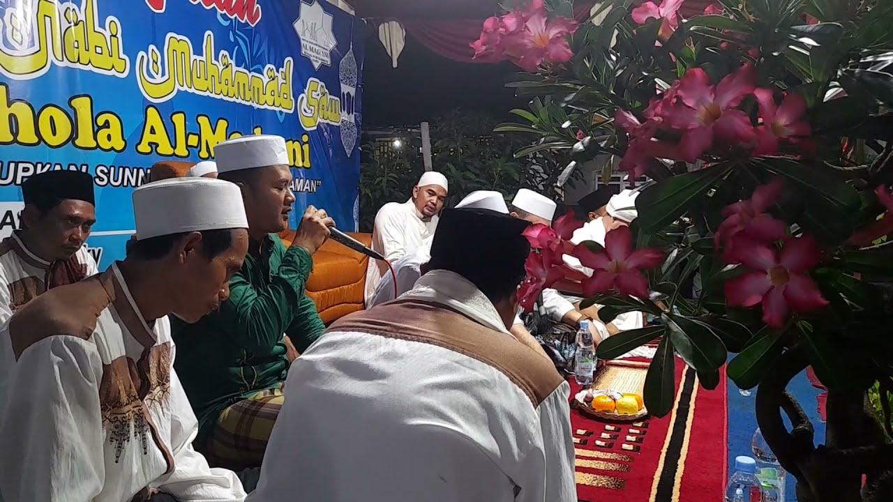 Penampilan Qori Internasional Maulid Nabi Muhammad SAW Perumahan Mutiara Puri Harmoni