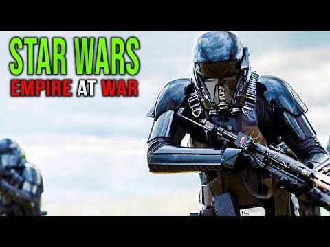 DEATH TROOPERS! - Star Wars Battlefront Commander (Empire at War)