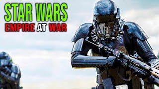 DEATH TROOPERS! - Star Wars Battlefront Commander (Empire at War)