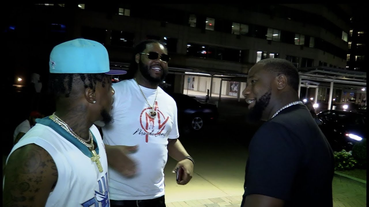 RAIN910 TALKS K SHINE VS RUM NITTY & LOADED LUX VS AYE VERB