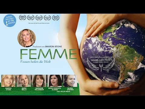 FEMME - 2nd Winner Cosmic Angel Award 2015 Grande Jury Prize