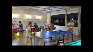 Анапа Селена теннис, водное поло бассейн, pool