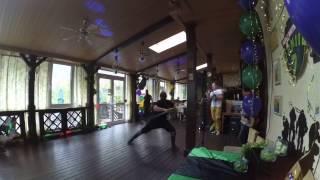 Битва ниндзя Ниндзя шоу Ninja Battle Ninja Show