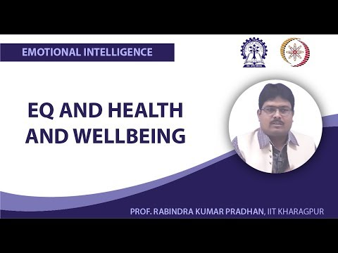 EQ and Health and Wellbeing