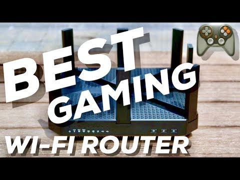 BEST WIFI ROUTER FOR GAMING and 4K STREAMING!! TP-Link AC5400 Wireless AC Router REVIEW 4K